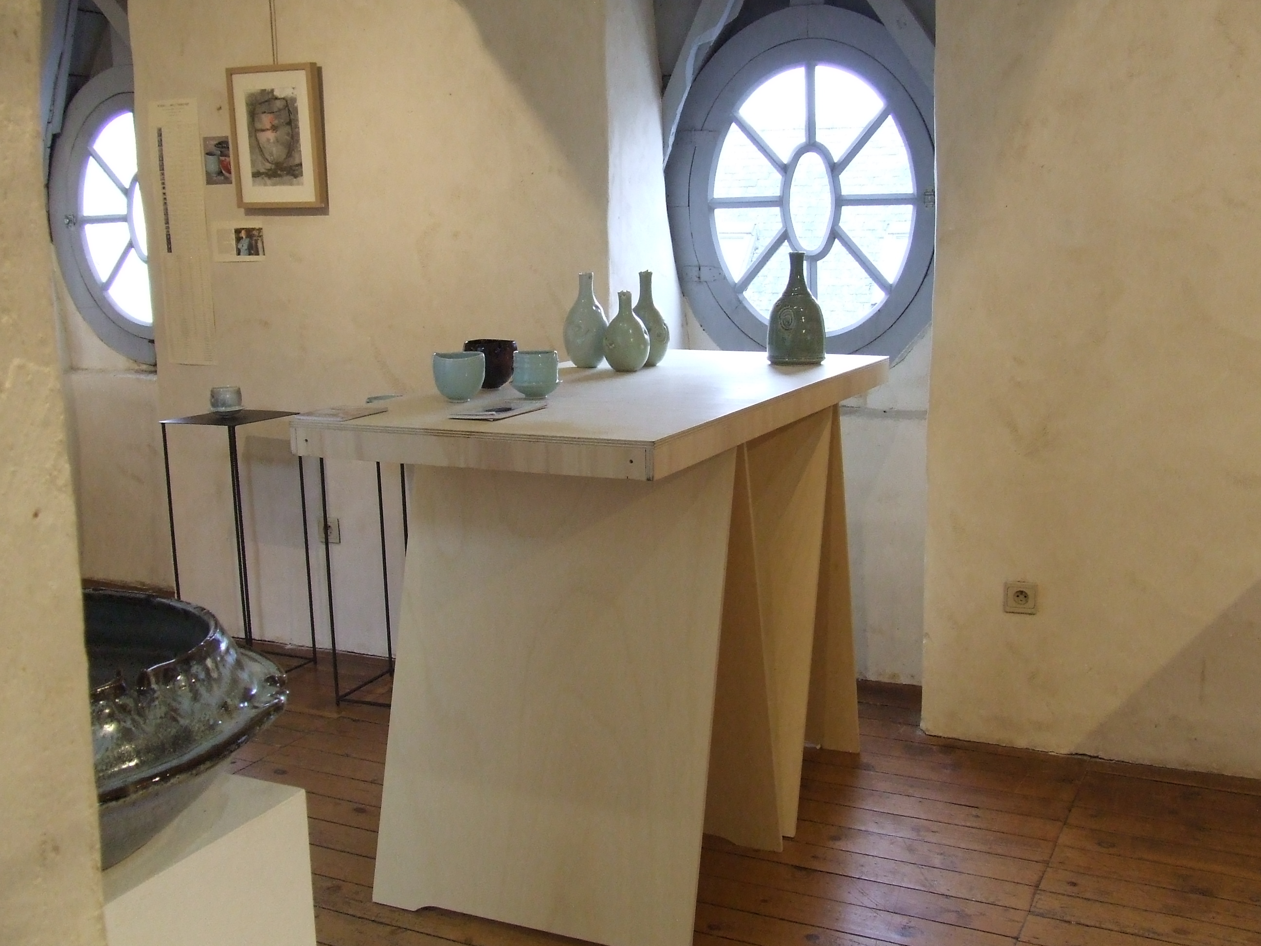 Exposition - A Table !